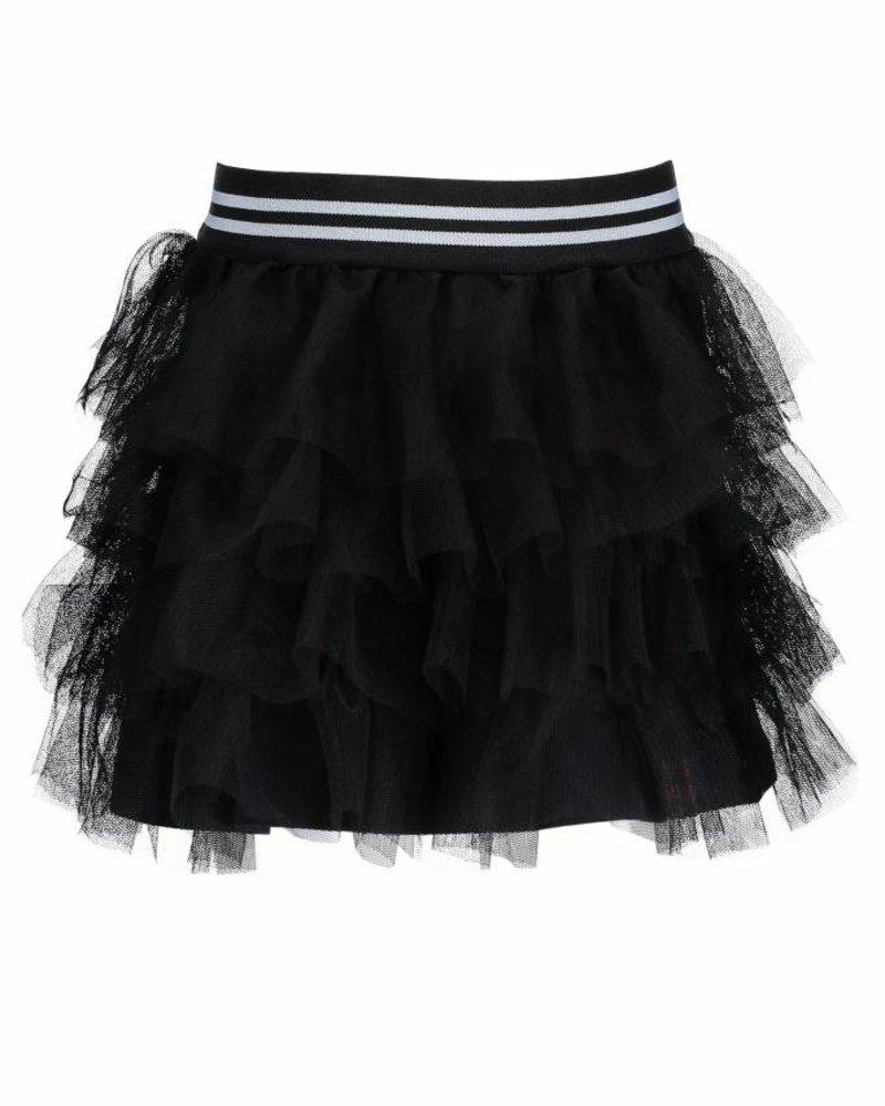 B.nosy Girls plain nett skirt