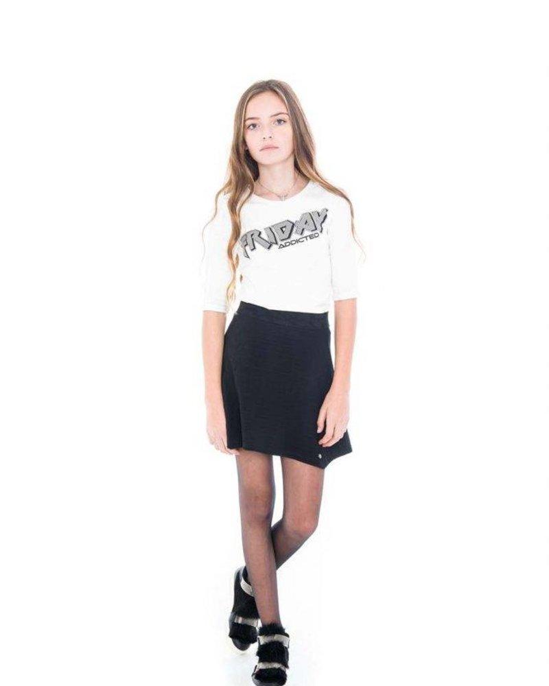 Frankie & Liberty Girls Skirt Giselle Color: black