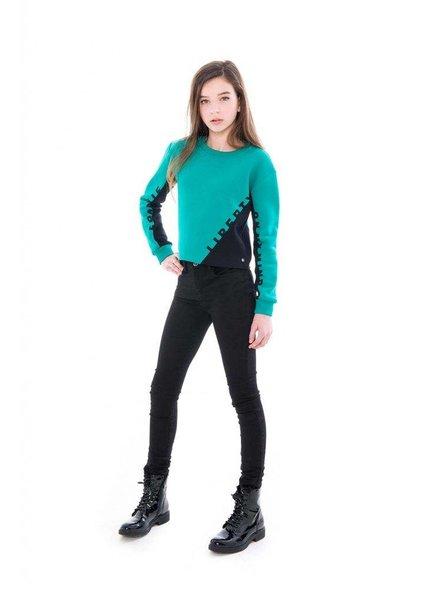 Frankie & Liberty Girls Pant Gracia Color: black