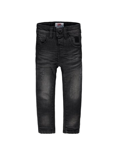 Tumble 'n Dry Boys TND-FRANC JEANS Color:  denim grey