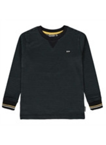 Tumble 'n Dry Boys sweater Obbe Color: green dark