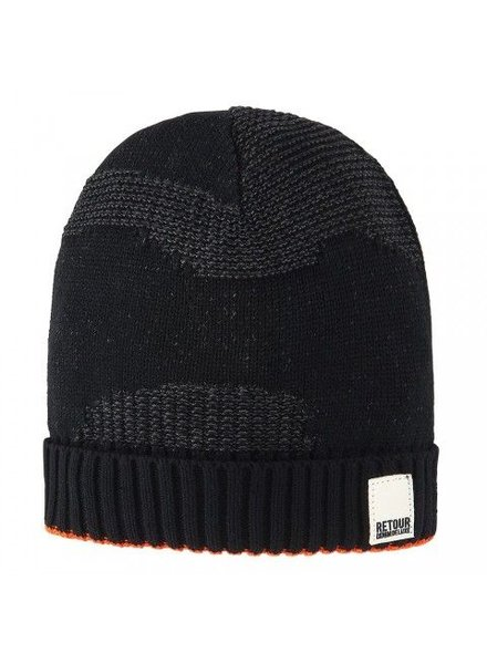 Retour Boys hat Damian Color: black