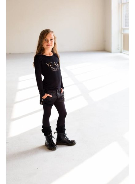 Levv Labels Girls Longsleeve Amy Color: black