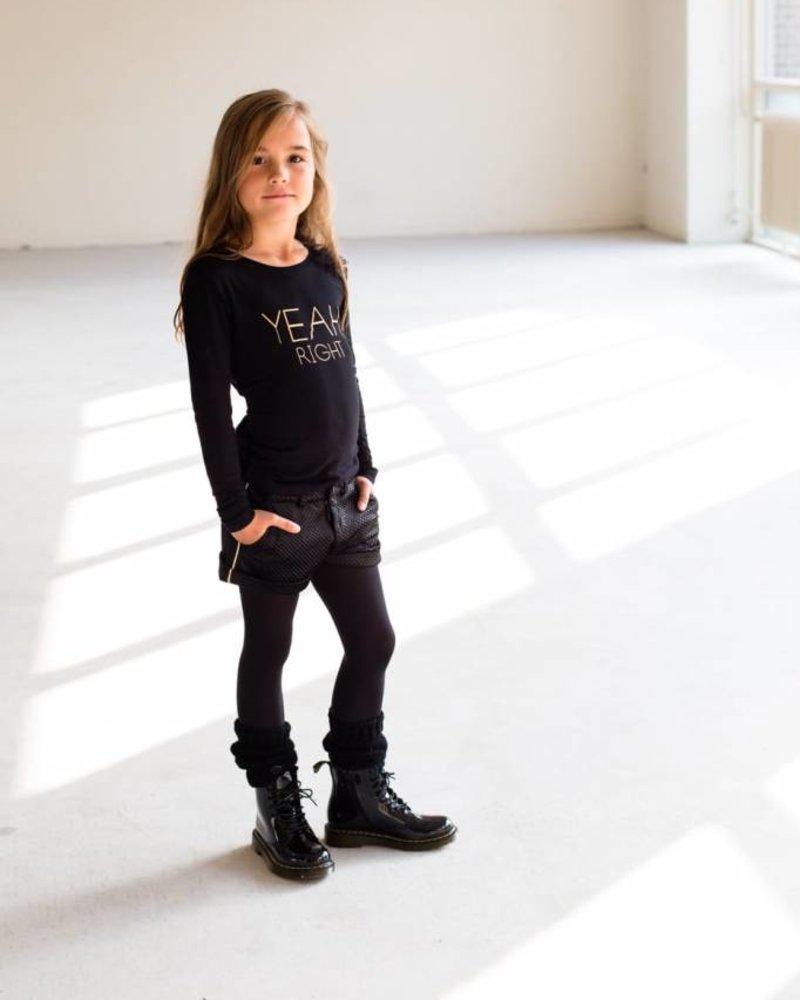 Levv Labels Girls Longsleeve Amy Color: black