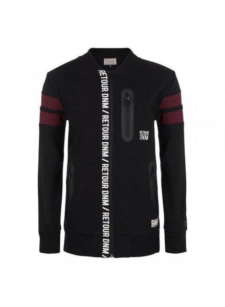 Retour Boys Vest Edo Color: black