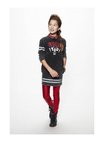 Retour Girls sweatdress Henrica Color: black