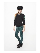 Retour Girls sweater Silke Color: black