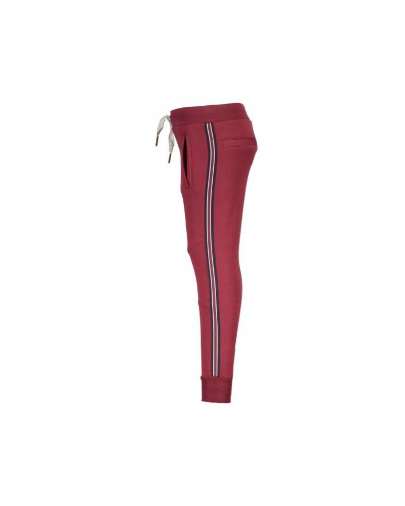 Like Flo Boys sweatpants Color bordeaux