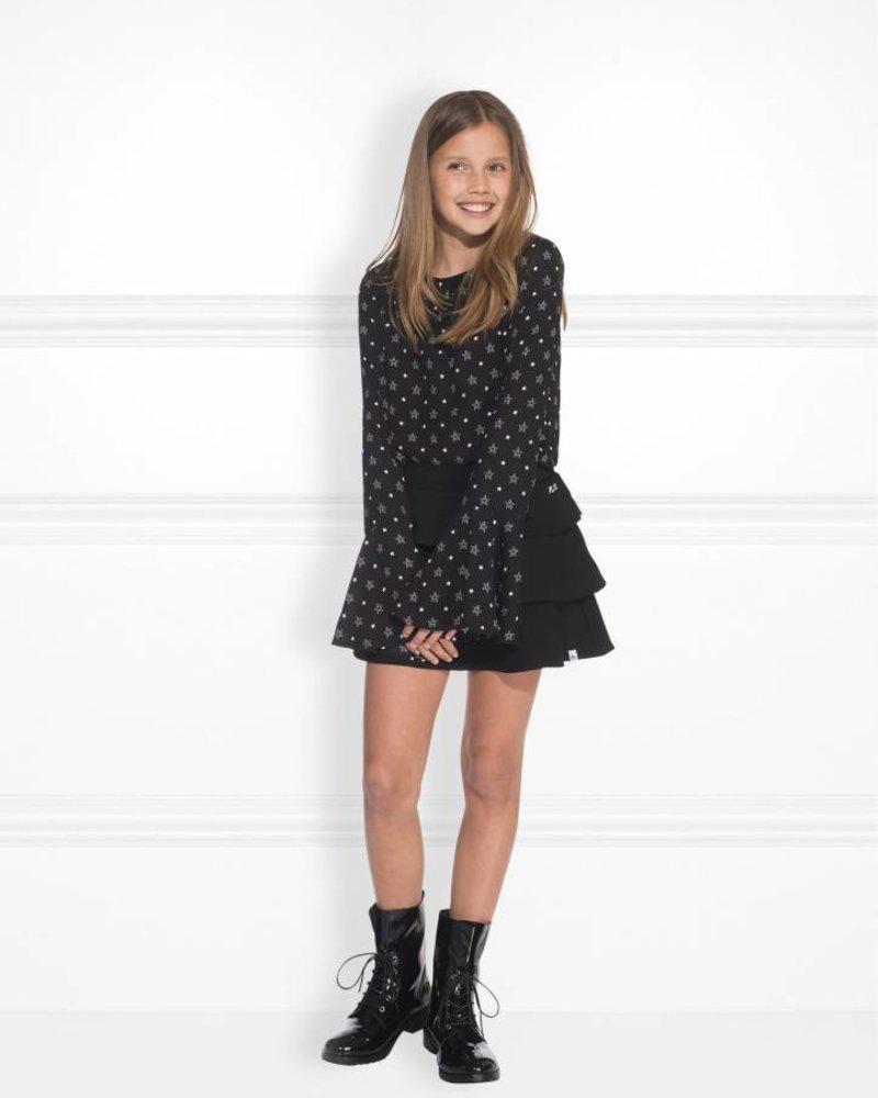 NIK & NIK Girls Skirt Cyra Color: black