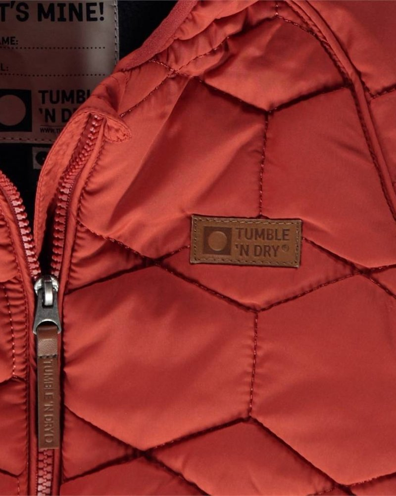 Tumble 'n Dry Boys Winterjack Color: terracotta