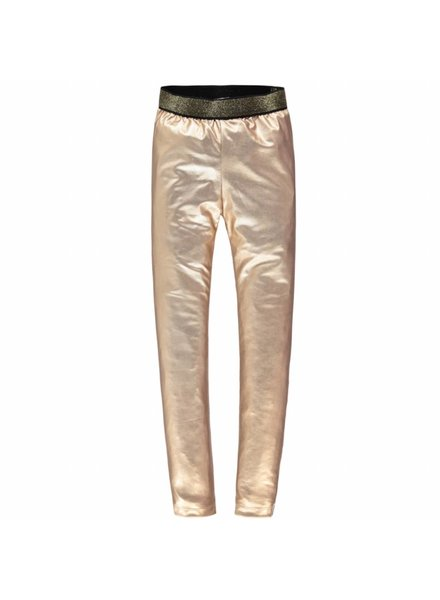 Tumble 'n Dry Girls legging Wafaa Color: pale gold
