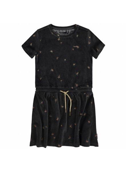 Tumble 'n Dry Girls dress Verna Color: grey