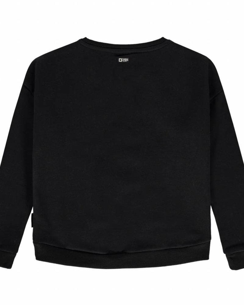 Tumble 'n Dry Girls Sweater Wania Color: black