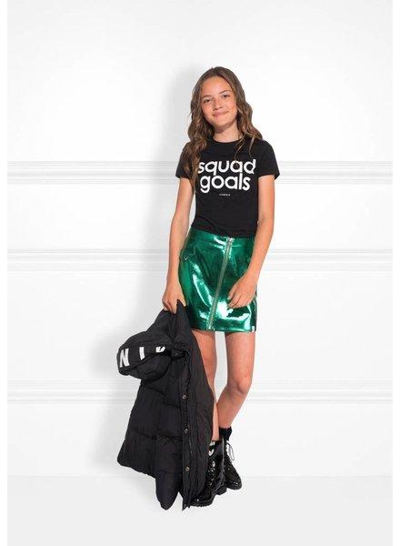 NIK & NIK Girls T.shirt Squad Color: black