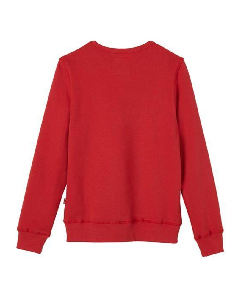 Levi's Sweater Color: red