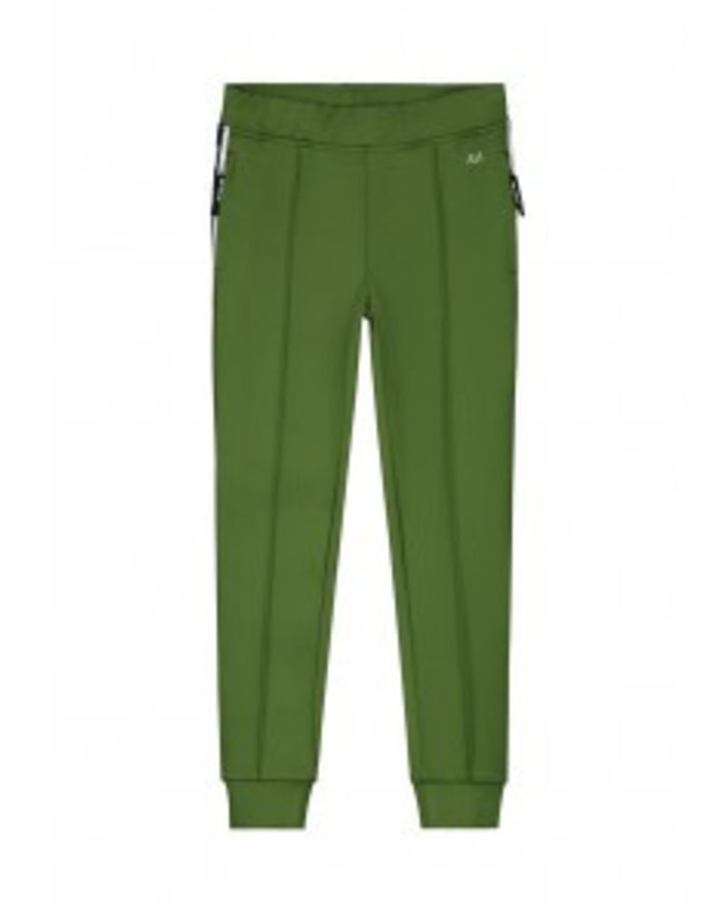 NIK & NIK Boys sportive pants Color: wood green