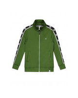 NIK & NIK Boys Track Jacket Ryan Color: wood green