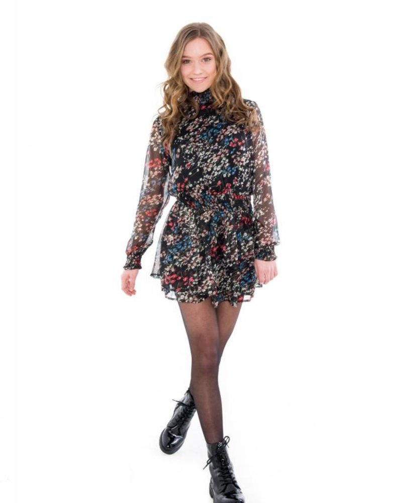 Frankie & Liberty Girls dress Hanna Color: flower print