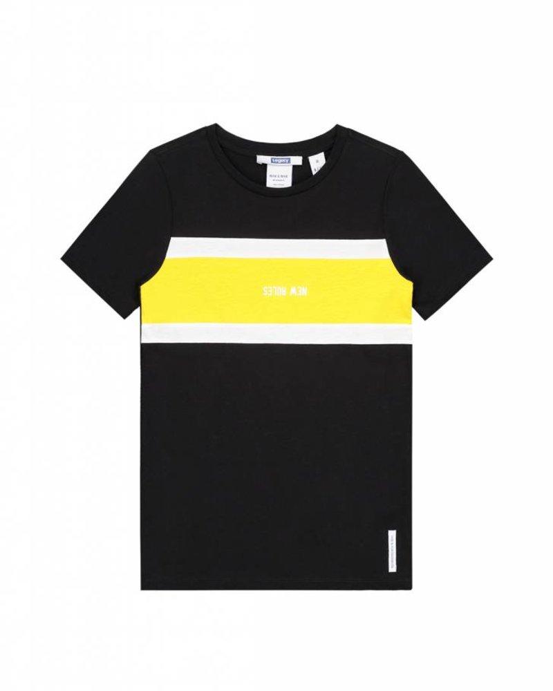 NIK & NIK Boys T.shirt New Rules Color: black