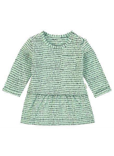 Noppies Girls dress La Pomona Color: birds egg green