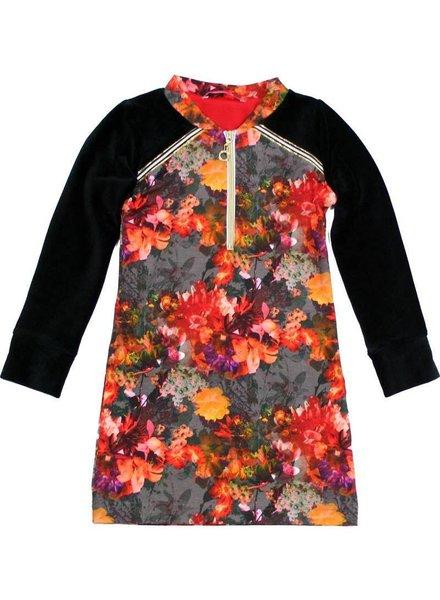 Waaaw Velvet dress