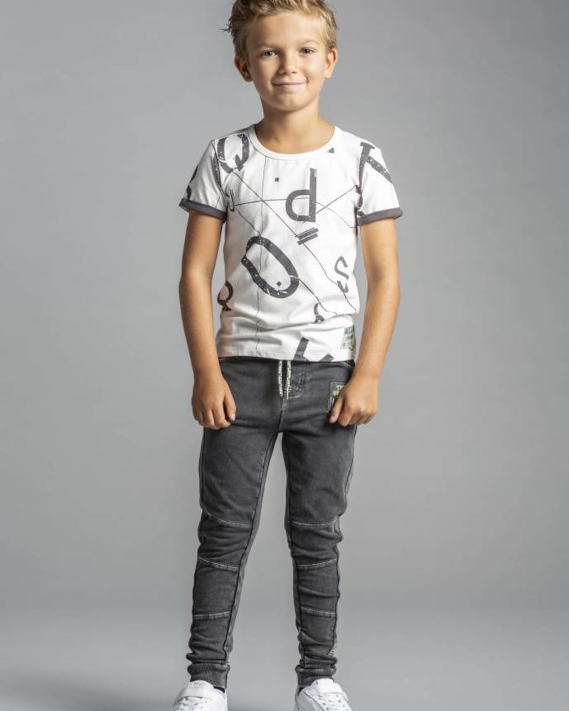 Quapi kidswear  Sweatpants Sebbe - grey