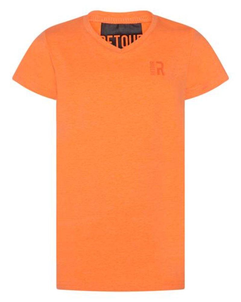 Retour Sean - neon orange