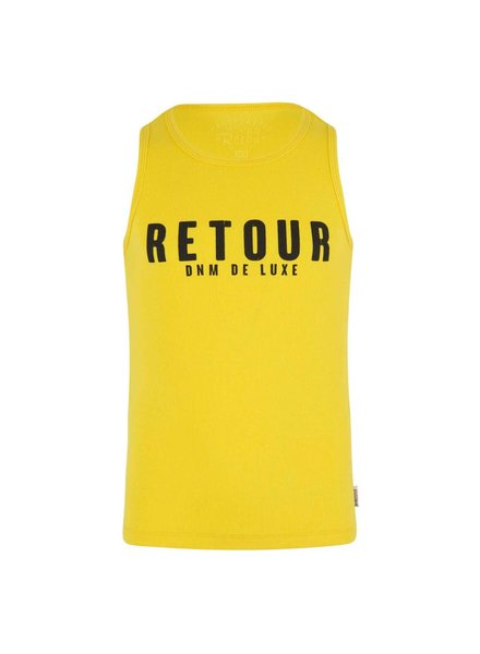 Retour Hemdje Sheila - bright yellow