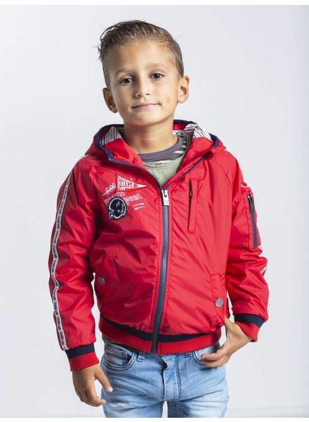 Quapi kidswear  Jacket Samo red