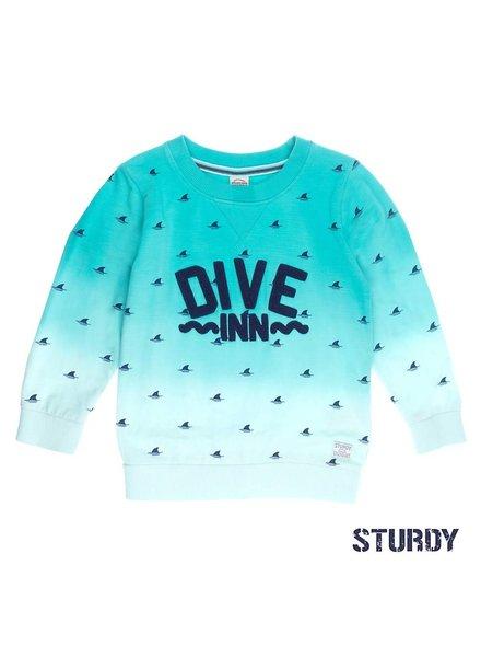Sturdy Sweater dive inn scuba