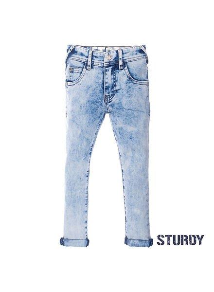 Sturdy Jeans light blue slim fit denim