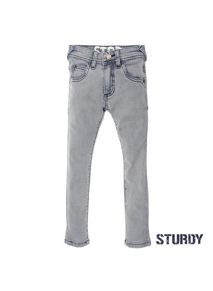 Sturdy Jeans grey slim fit denim