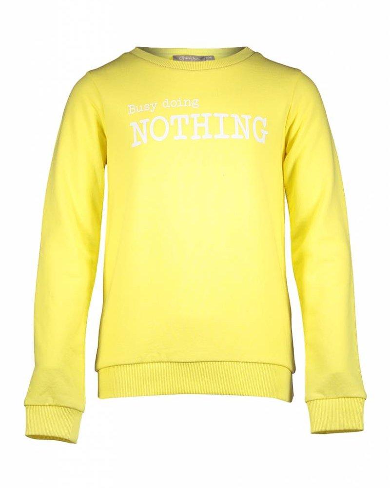 Geisha Sweater Yellow