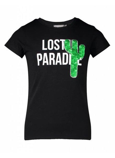 Geisha T-shirt Lost paradise