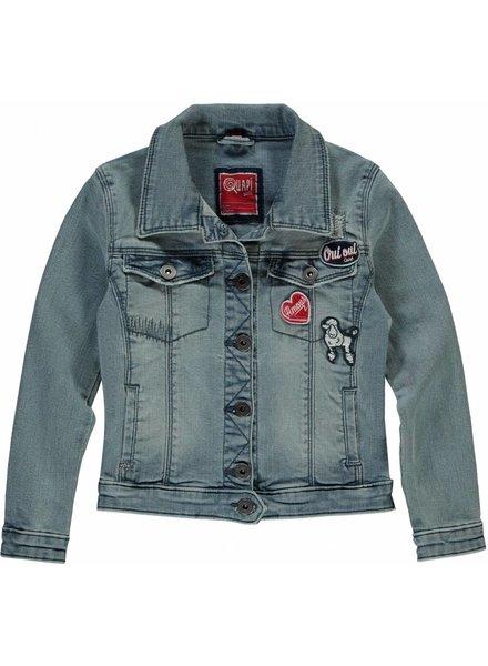 Quapi kidswear  Denim jacket Serina 2