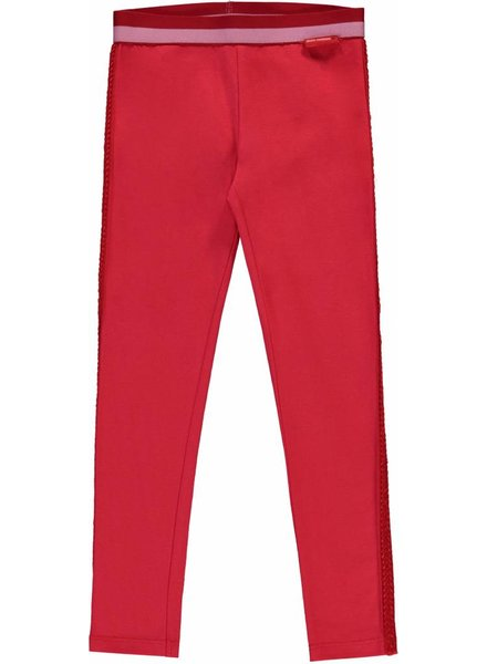 Quapi kidswear  Legging Shelley 2 rouge red