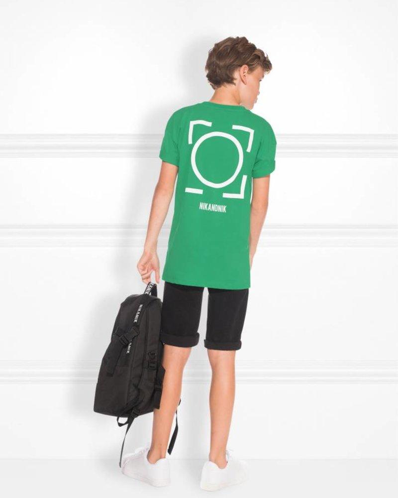 NIK & NIK Micha T-shirt grass green