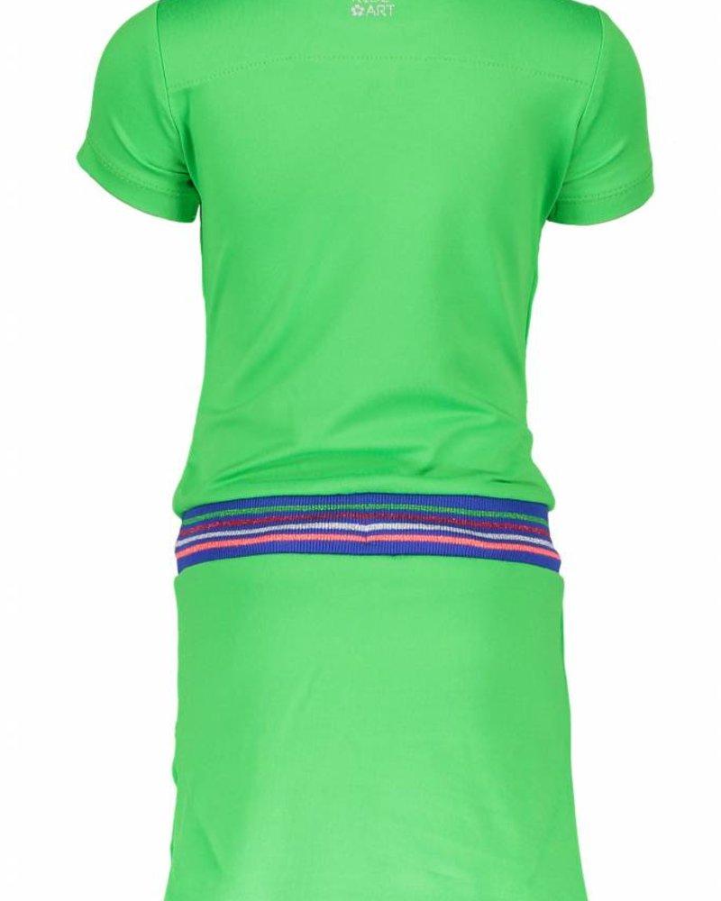 Kidz Art Dress neon green