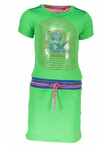 Kidz Art Dress neon green