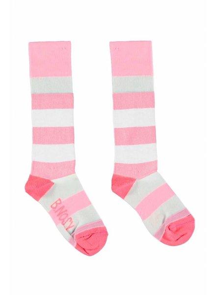 B.nosy Girls socks stripe