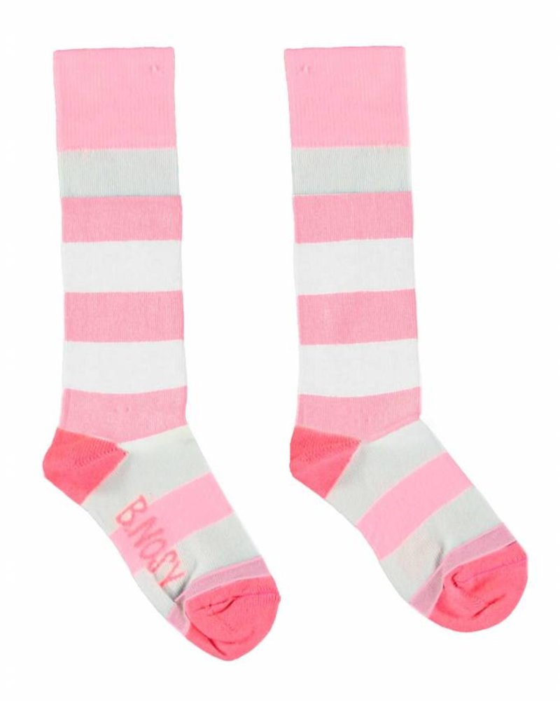 B.nosy Girls socks stripe