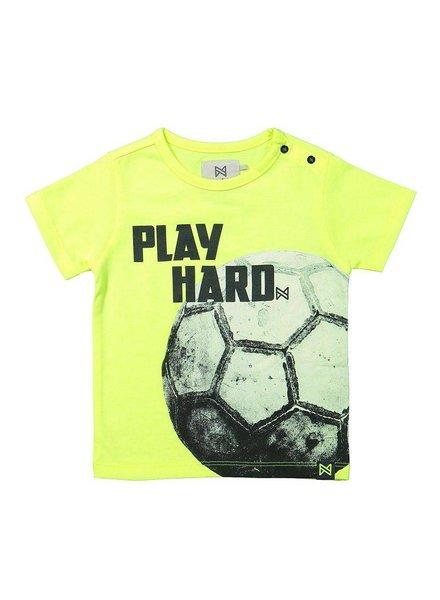 Koko Noko T-shirt neon Yellow