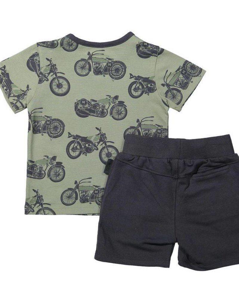 Koko Noko Set korte broek en shirt