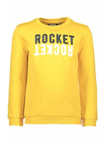 Like Flo Flo boys sweater yellow