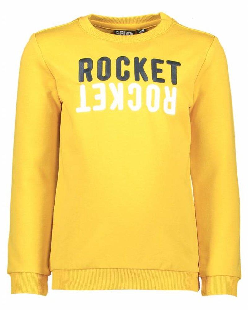 Like Flo Flo boys sweater yellow