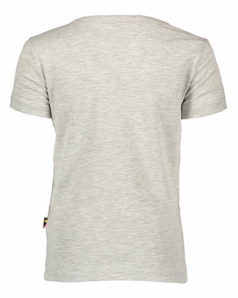 Like Flo Flo boys tee grey melee