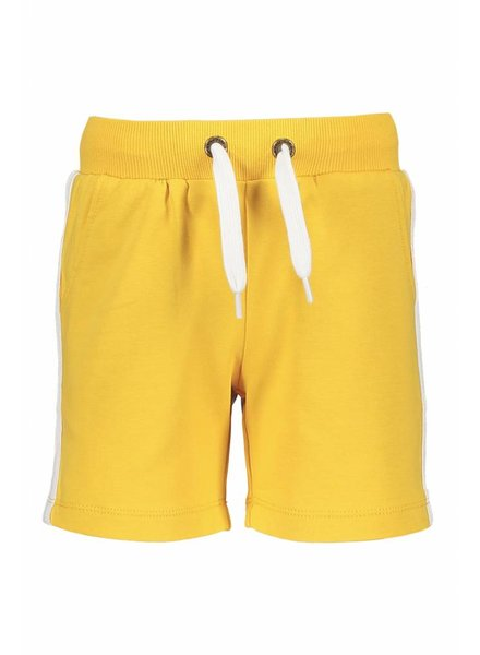Like Flo Flo boys short sweat pants - yellow