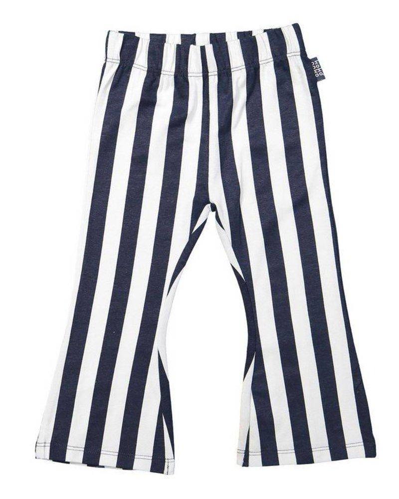 Koko Noko Trousers navy stripe