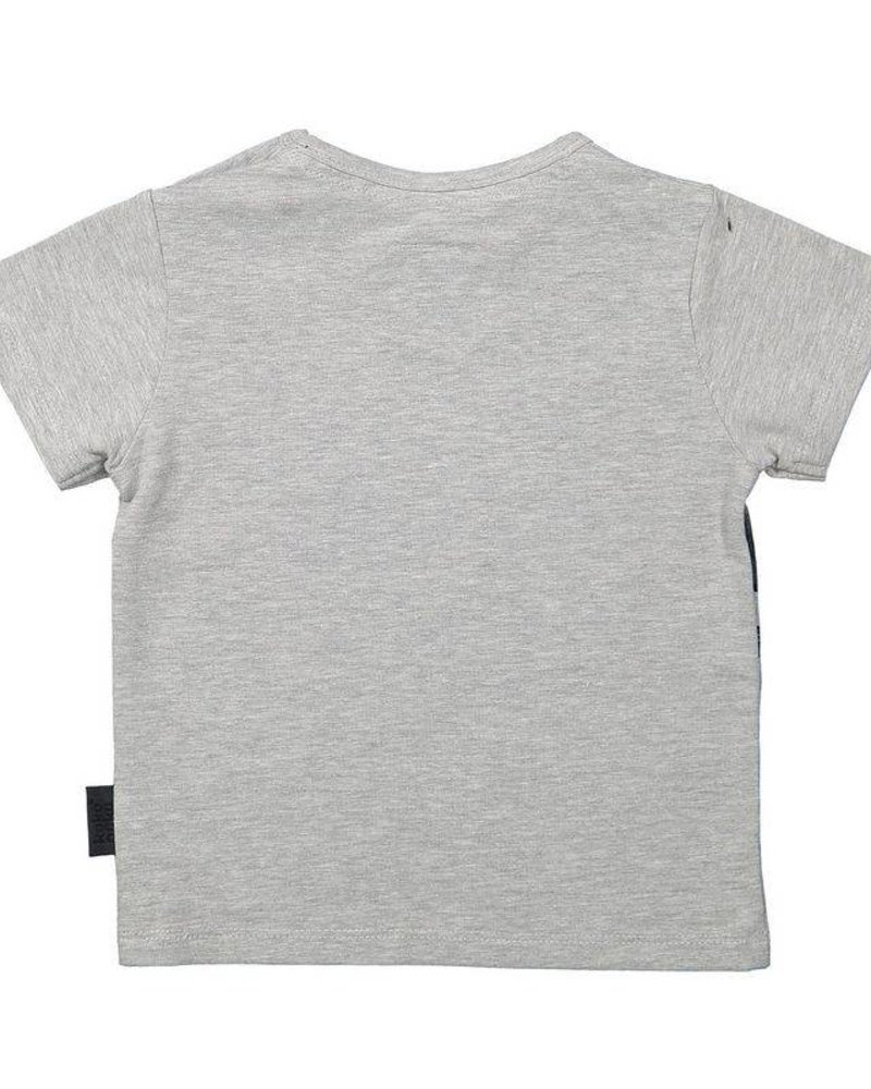 Koko Noko T-shirt grey melee