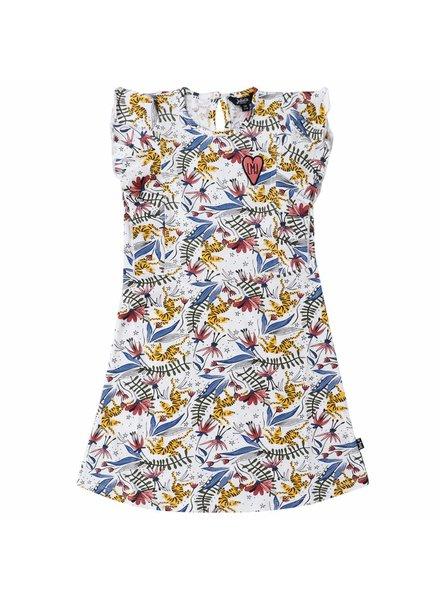 Little Miss Juliette Ruffle dress